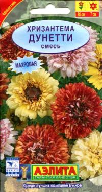 Хризантема Махровая Дунетти